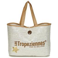Tassen Dames Tote tassen / Boodschappentassen Les Tropéziennes par M Belarbi PANAMA Beige
