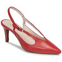 Schoenen Dames pumps Fericelli TIBET Rood