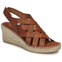 Schoenen Dames Sandalen / Open schoenen Fericelli ODALUMY  camel