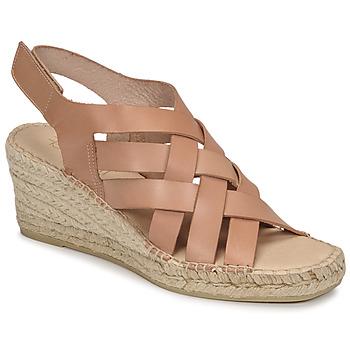 Schoenen Dames Sandalen / Open schoenen Fericelli ODALUMY Nude