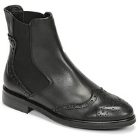 Schoenen Dames Laarzen Fericelli CRISTAL Zwart