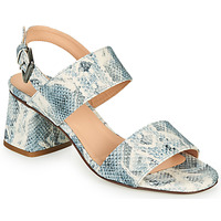 Schoenen Dames Sandalen / Open schoenen Fericelli MARRAK Blauw