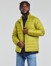 Textiel Heren Dons gevoerde jassen Levi's OASIS Groen
