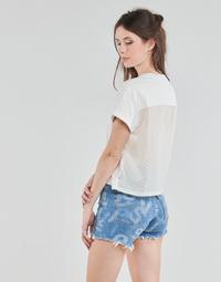 Textiel Dames Tops / Blousjes Levi's TOFU Beige
