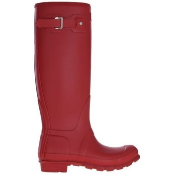 Schoenen Dames Regenlaarzen Hunter Womens Org Tall Rouge
