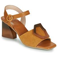 Schoenen Dames Sandalen / Open schoenen Hispanitas SANDY Brown