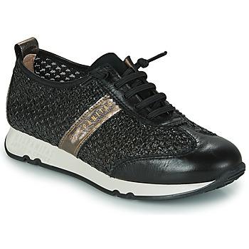 Schoenen Dames Lage sneakers Hispanitas KAIRA Zwart