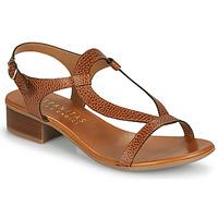 Schoenen Dames Sandalen / Open schoenen Hispanitas LOLA Brown