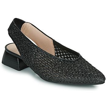 Schoenen Dames Sandalen / Open schoenen Hispanitas ADEL Zwart