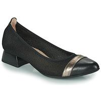 Schoenen Dames pumps Hispanitas ADEL Zwart / Zilver