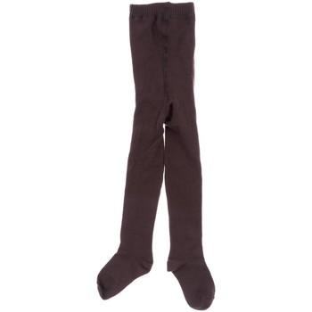 Ondergoed Meisjes Panty's/Kousen Marie Claire Justaucorps basique enfant Brown