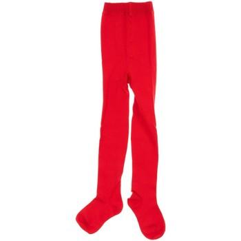 Ondergoed Meisjes Panty's/Kousen Marie Claire Justaucorps basique enfant Rood