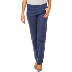 Textiel Dames Chino's Gaastra Pantalon long Blauw