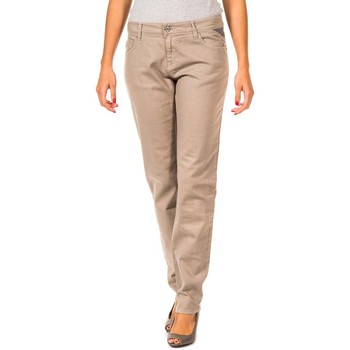 Textiel Dames Broeken / Pantalons Gaastra Pantalon long Grijs