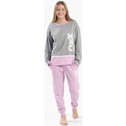 Textiel Dames Pyjama's / nachthemden Munich Pyjama femme Munich Multicolour