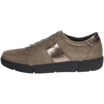 Schoenen Dames Lage sneakers Riposella IC-123 Brown Taupe