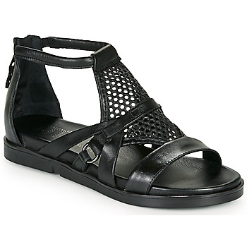 Schoenen Dames Sandalen / Open schoenen Mjus KETTA Zwart