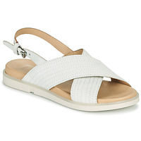 Schoenen Dames Sandalen / Open schoenen Mjus KETTA Wit