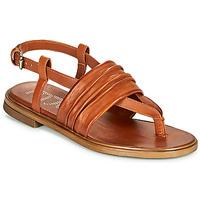 Schoenen Dames Sandalen / Open schoenen Mjus GRAM Brown