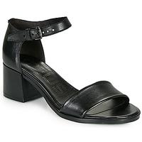Schoenen Dames Sandalen / Open schoenen Mjus LEI Zwart