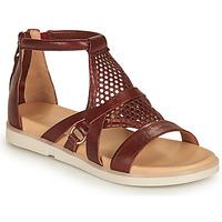 Schoenen Dames Sandalen / Open schoenen Mjus KETTA Bordeaux