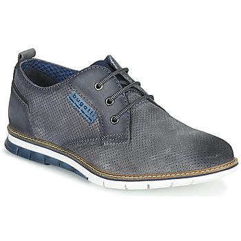 Schoenen Heren Lage sneakers Bugatti SANDMAN Grijs / Donker