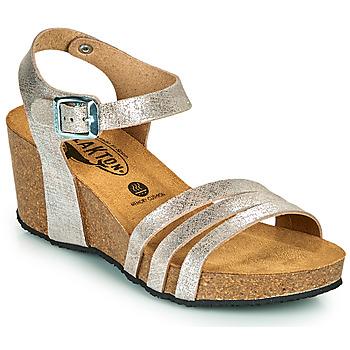 Schoenen Dames Sandalen / Open schoenen Plakton BRESCIA Irisé