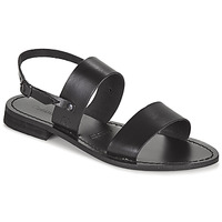 Schoenen Dames Sandalen / Open schoenen Dream in Green OBELLA Zwart