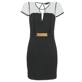 Textiel Dames Korte jurken Morgan ROULA Zwart