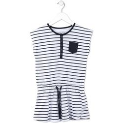 Textiel Meisjes Korte jurken Losan 714 7044AB Blauw
