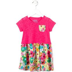Textiel Meisjes Korte jurken Losan 716 7017AD Roze