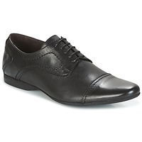 Schoenen Heren Derby Carlington MOUNFER Zwart