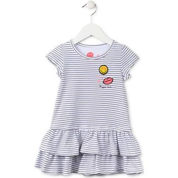 Textiel Meisjes Korte jurken Losan 716 7065AD Blauw