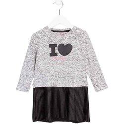 Textiel Meisjes Korte jurken Losan 726 7014AD Grijs
