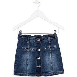 Textiel Meisjes Rokken Losan 724 7018AB Blauw