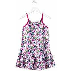 Textiel Meisjes Korte jurken Losan 814-7043AB Roze