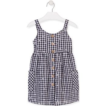 Textiel Meisjes Korte jurken Losan 016-7002AL Blauw