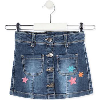 Textiel Meisjes Rokken Losan 016-7061AL Blauw