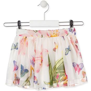 Textiel Meisjes Rokken Losan 016-7781AL Wit
