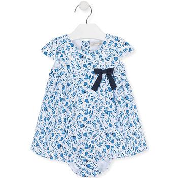 Textiel Meisjes Jurken Losan 018-7794AL Blauw