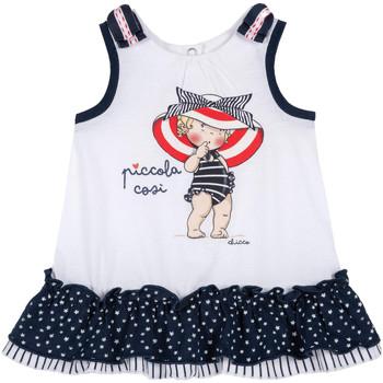 Textiel Meisjes Korte jurken Chicco 09003587000000 Wit