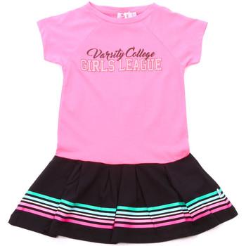 Textiel Meisjes Korte jurken Melby 70A5705 Roze
