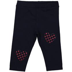 Textiel Meisjes Leggings Melby 20F0021 Zwart