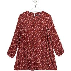 Textiel Meisjes Korte jurken Losan 024-7016AL Rood