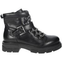 Schoenen Dames Laarzen Nina Capri IC-57 Black
