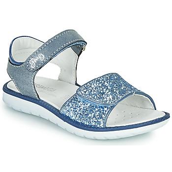 Schoenen Meisjes Sandalen / Open schoenen Primigi ALEX Blauw