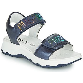 Schoenen Meisjes Sandalen / Open schoenen Primigi JUDITH Marine