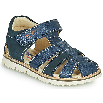 Schoenen Jongens Sandalen / Open schoenen Primigi PIETRA Marine