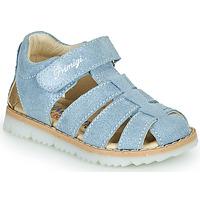 Schoenen Jongens Sandalen / Open schoenen Primigi MANI Blauw