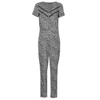 Textiel Dames Jumpsuites / Tuinbroeken Ikks BS32005-02 Zwart